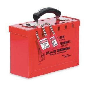 Master Lock Portable Group Lock Box