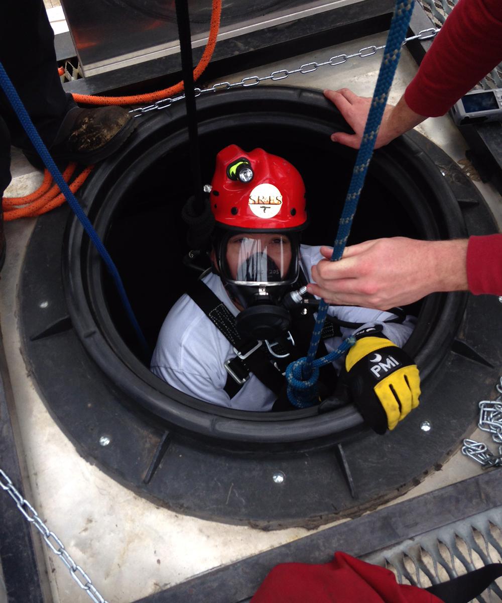 SR&FS Emergency Response Equipment Maintenance & Repair